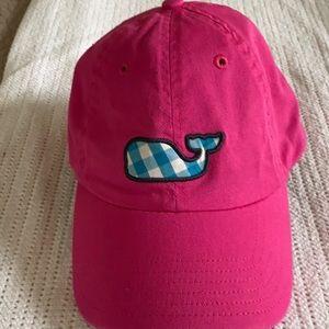 Vineyard Vines  whale ball cap